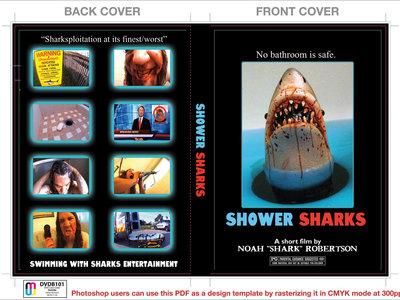 Shower Sharks DVD main photo