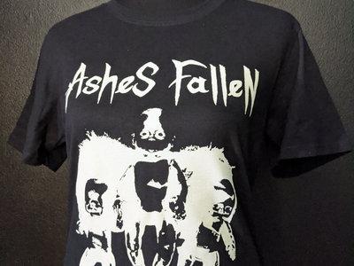 Ashes Fallen - Thy Will Be Done T-Shirt main photo