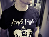 Ashes Fallen - Thy Will Be Done T-Shirt photo