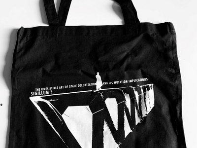The Irresistible Art Of Space Colonization... tote bag main photo