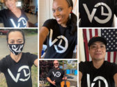 NEW! VLO T-shirt: Made in the USA photo