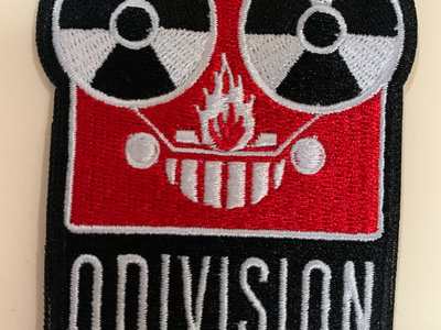 QDIVISION Iron-on Patch main photo
