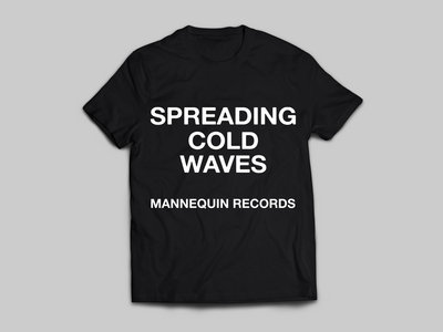 Spreading Cold Waves T Shirt main photo