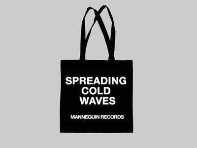 Spreading Cold Waves Tote Bag main photo