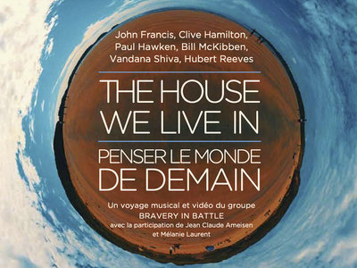 THE HOUSE WE LIVE IN - CD & DVD + book with pictures main photo