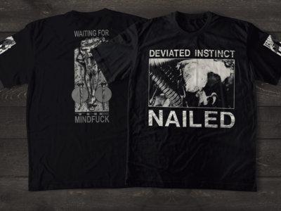 Nailed shirt design main photo