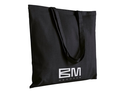 New brand Black Cotton Tote Bag main photo