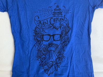 Ladies V-Neck Lighthouse T-Shirt main photo