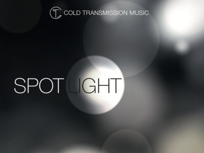 SPOTLIGHT (A Cold Transmission label compilation) Double CD main photo