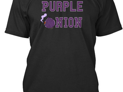 """Purple Onion"" T-Shirt main photo"