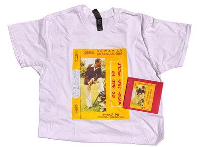 Wede Harer Guzo CD & T-Shirt Bundle main photo