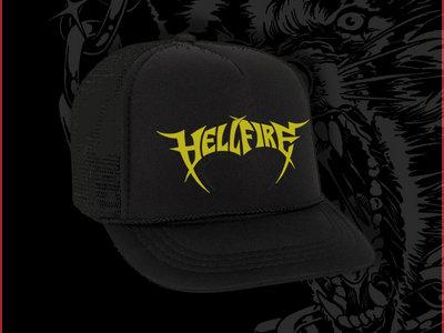 Hell Fire Trucker Hat main photo