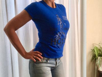 A.G.S.O. T-Shirt Girl 'The World is my House' 'I lumia Mo Kher' main photo