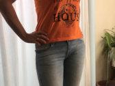 A.G.S.O. T-Shirt Girl 'The World is my House' 'I lumia Mo Kher' photo