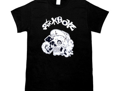 Skull T-Shirt Black main photo