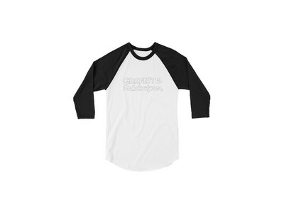 Graphite Addiction Sketch Logo 3/4 Sleeve T-Shirt main photo