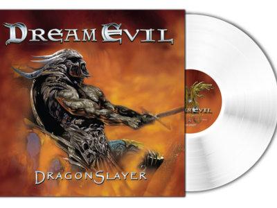 "Dream Evil - Dragonslayer Limited Edition 12"" White Vinyl main photo"
