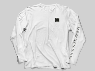 Noorderkwartier Long Sleeve (White) main photo