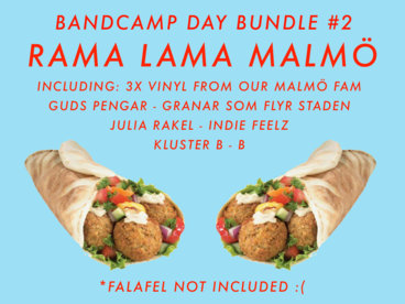 Bandcamp Day Bundle #2: Rama Lama Malmö main photo