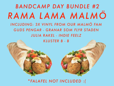 Bandcamp Day Bundle #2: Rama Lama Malmö main photo