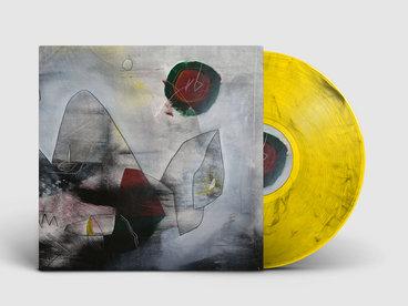 12'' Yellow Marbled Vinyl main photo