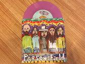 Skunkworks 2 Song Reprise - Limited Edition Purple 45 Vinyl photo