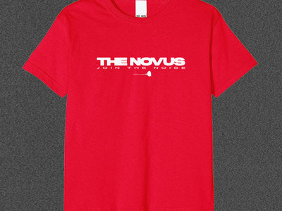 """""""JOIN THE NOISE"""" Rose T Shirt main photo"""