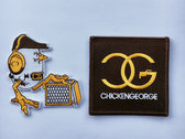 """""""Collect All 4"""" Pin + Patch Bundle photo"""