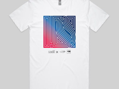 Low Key Source x House Shoes x Street Corner Music white t-shirt main photo