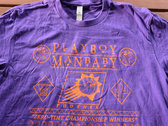 """""""Zero Time Champions"""" Purple T-Shirt (Only Small Left) photo"""