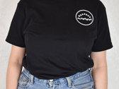 """Respect Authority"" Black Short Sleeve T-Shirt (ONLY LARGE & XL LEFT) photo"