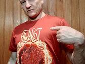 "T-shirt ""Октаграмма"" - Red photo"