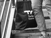 Summer Set: NQ Logo XL Tote Bag + Luxury Beach Towel photo