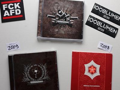 100Blumen ANT ZEN CD Bundle main photo