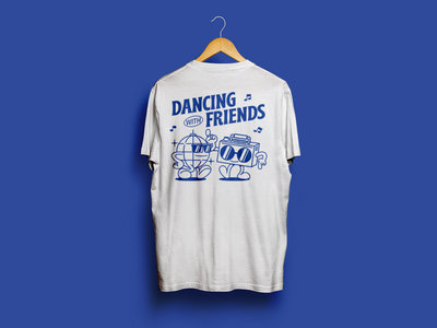 Dancing With Friends Tshirt main photo