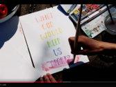 'What God [...]' Lyric Video Artwork photo