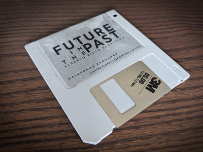"""Floppy Disk Limited Edition - """"Mainframe Recovery"""" main photo"""