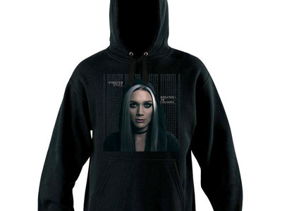 Breathe In Colours Unisex Hoodie main photo