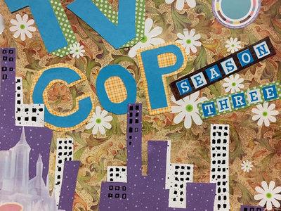 TV Cop Season Three CD main photo