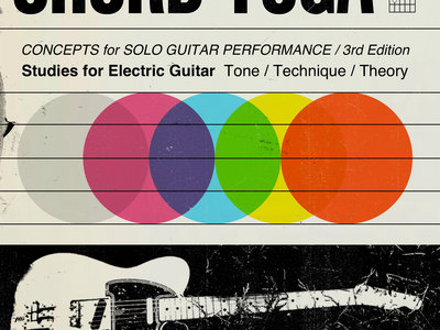 Concepts for Solo Guitar - 3rd edition main photo