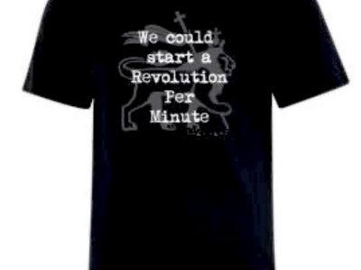 Big Sugar Revolution Per Minute mens tshirt main photo