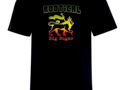 Big Sugar Rootical mens tshirt main photo