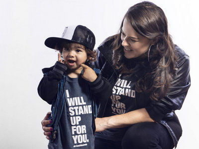 """T-Shirt: """"I Will Stand Up For You"""" (Adult) main photo"""