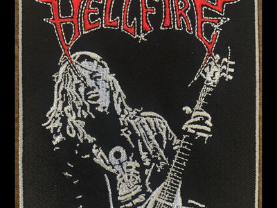 Hell Fire Heavy Metal Patch main photo
