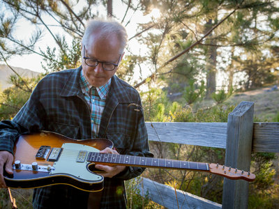 Nobody's Fault But Mine - Bill Frisell (solo) main photo