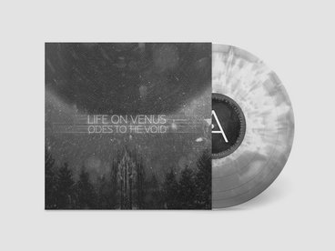 "Limited Edition ""Silver Mist"" Vinyl PREORDER main photo"