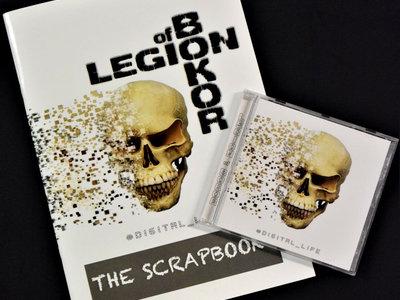#Digital_Life Bundle CD + Scrapbook main photo