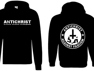Antichrist - Hoodie (S-3XL, front and back print) main photo