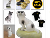 Shy-Talk T-Shirt & Magnificent Dog 'Deluxe Package' photo