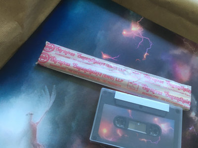 5GT211220 - TAPE // POSTER // INCENSE main photo